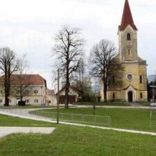 Stara cerkev Kočevje