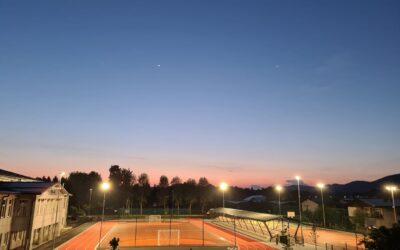 Ribnica dobila športni park